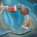 Kantje boord (40 x 40 cm) - € 295,- NU € 265,50