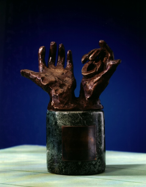 vertrouwde handen