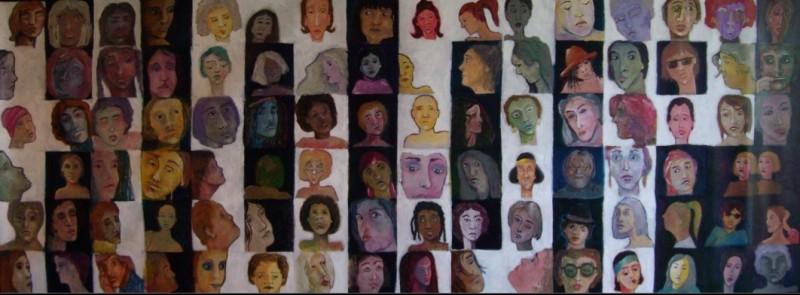 95 vrouwen