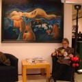 Schilderij: Fusion, 125 x 180 cm, olieverf