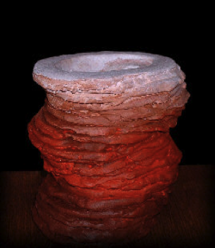 vaas van klei