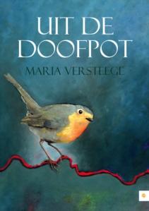 Uit de doofpot (cover boek Marja Versteege)