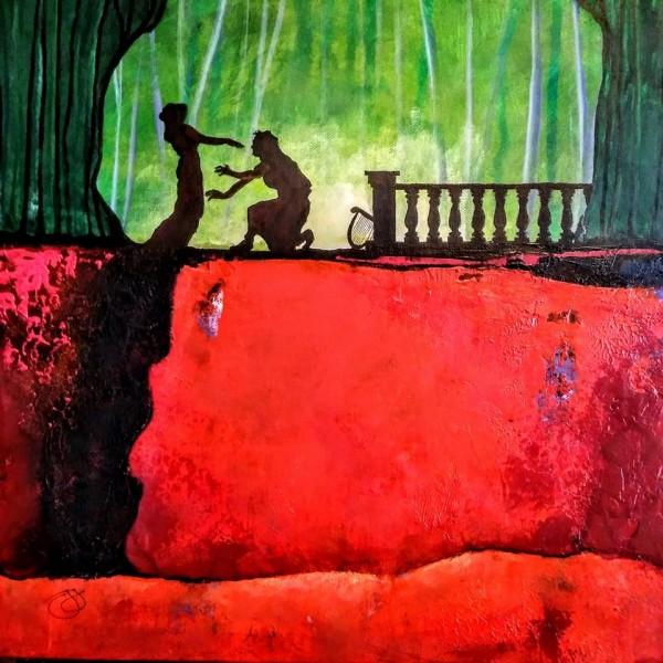 Orfeus en Eurydice