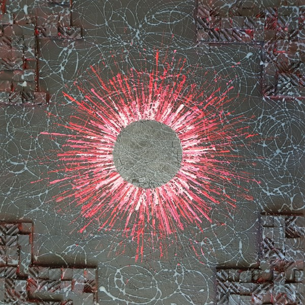Decoratie 1 60x60cm